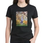 Spring / Whippet Women's Dark T-Shirt