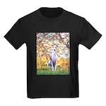 Spring / Whippet Kids Dark T-Shirt