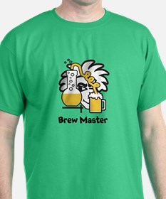Custom Brew Master T-Shirt