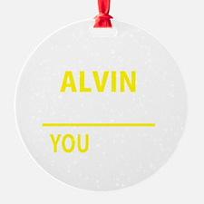 Cute Alvin Ornament