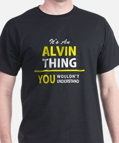 Unique Alvin T-Shirt