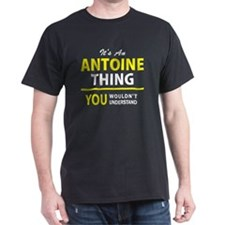 Funny Antoine T-Shirt