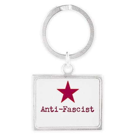 Anti-Fascist Keychains