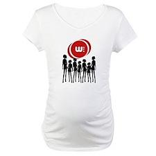 Wota Maternity White T-Shirt
