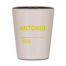 Funny Antonio Shot Glass