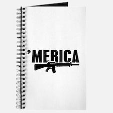 MERICA Rifle Gun Journal