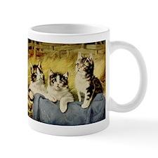 Three Kittens by E Graham Mug