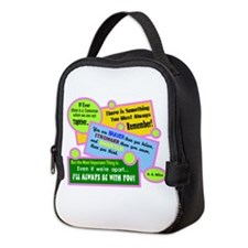Always Be With You-A. A. Milne Neoprene Lunch Bag
