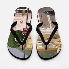 Unique Alameda Flip Flops