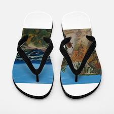 Mexico Tara Humara Flip Flops