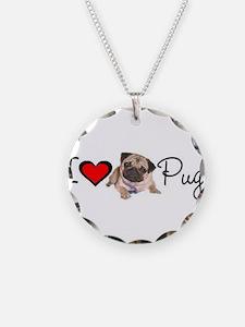 charm_lv pugs super link.jpg Necklace