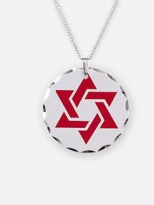 MDA Star Necklace