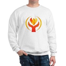 Love Reaches Out Sweatshirt
