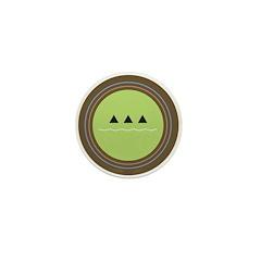 ecology logo Mini Button