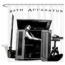 Bath Apparatus Shower Curtain