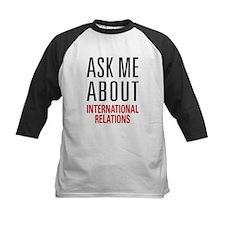 International Relations Tee