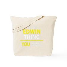 Cool Edwin Tote Bag