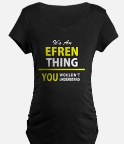 Unique Efren T-Shirt