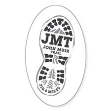 Jmt Sticker (oval)