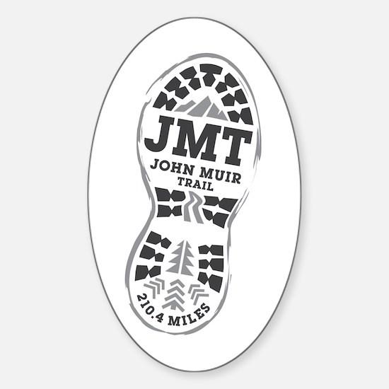 Jmt Sticker (oval)