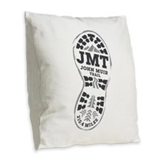 Jmt Burlap Throw Pillow
