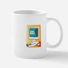 Techies Rules Mugs