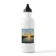 ISAIAH 40:31 Sports Water Bottle