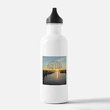ISAIAH 40:31 Water Bottle