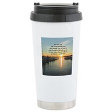 ISAIAH 40:31 Travel Coffee Mug