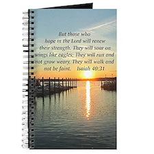 ISAIAH 40:31 Journal