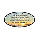 Bible verses Patches