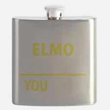 Unique Elmo Flask