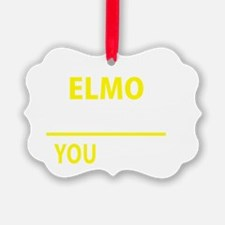 Cute Elmo Ornament