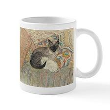 Steinlen Cat with kitten Mugs