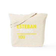 Unique Esteban Tote Bag