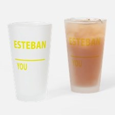 Unique Esteban Drinking Glass