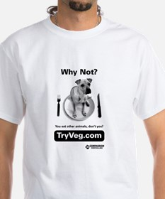 Dog On a Plate T-Shirt