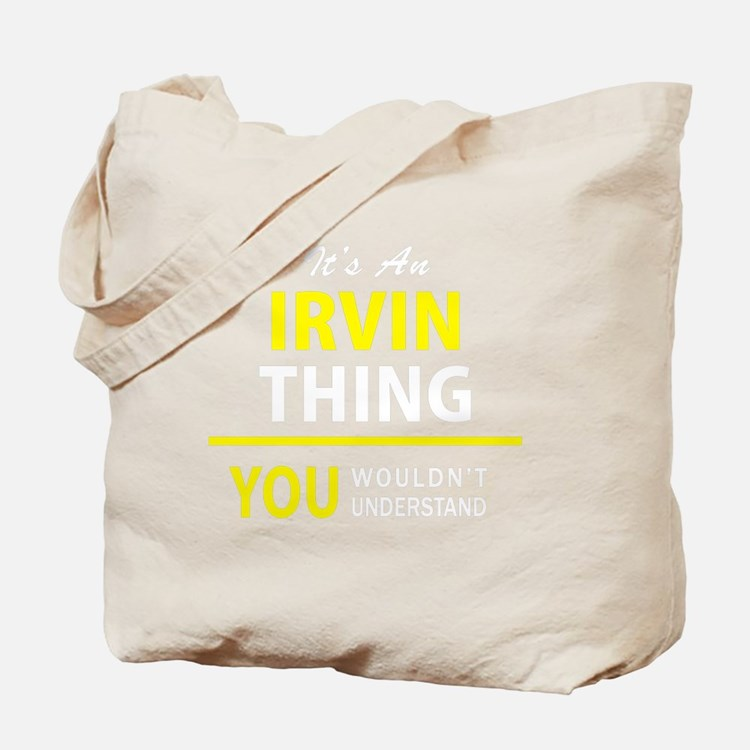 Cute Irvin Tote Bag