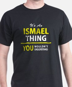 Unique Ismael T-Shirt