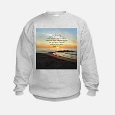 ISAIAH 40:31 Sweatshirt