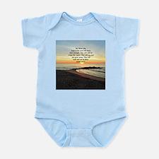 ISAIAH 40:31 Infant Bodysuit