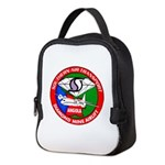 Southern Air Transport Angola Neoprene Lunch Bag