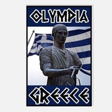 Olympia Postcards (Package of 8)
