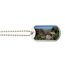 Valley of Desolation, South Africa Dog Tags