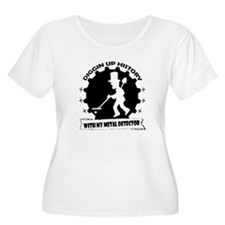 Diggin Up History Plus Size T-Shirt