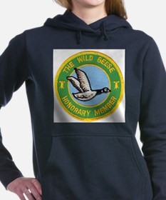 Honorary Wild Geese Women's Hooded Sweatshirt