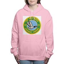 Honorary Wild Geese Women's Hooded Sweatshirt