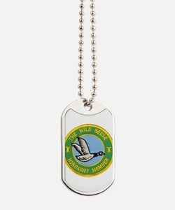 Honorary Wild Geese Dog Tags