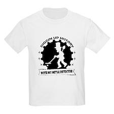 Diggin Up History T-Shirt