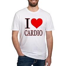 I Heart Cardio I Love Cardio T-Shirt